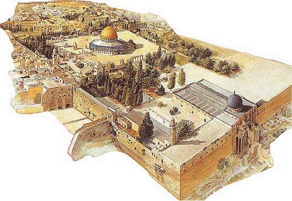 مسجد قبه الصخره یا مسجدالاقصی کدام درست است؟