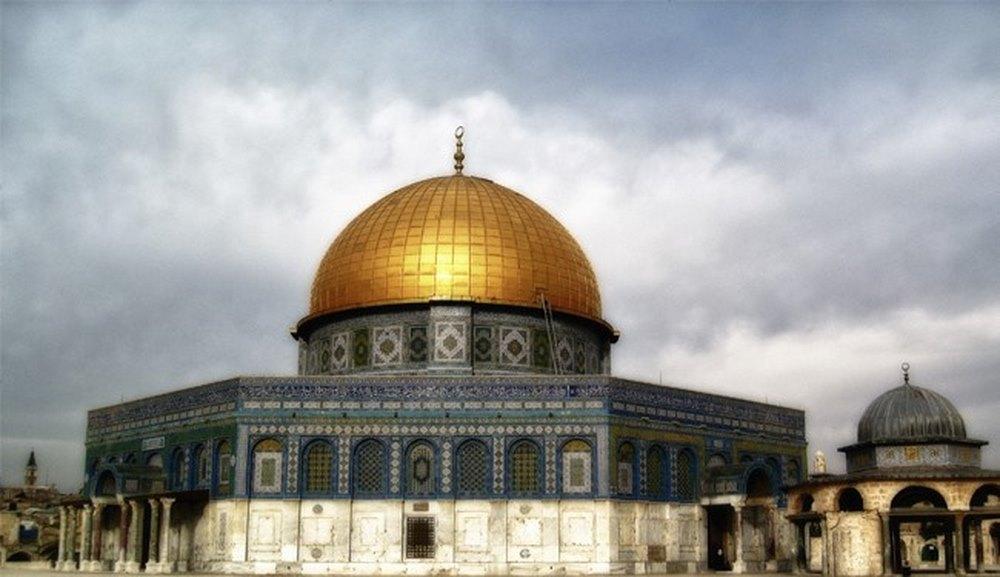 مکان مسجد الاقصیواقعی کجاست+به همراه تصاویر