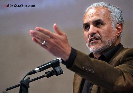 سخنرانی حسن عباسی درباره انتقاد از رهبر در مبارزه با شیطان