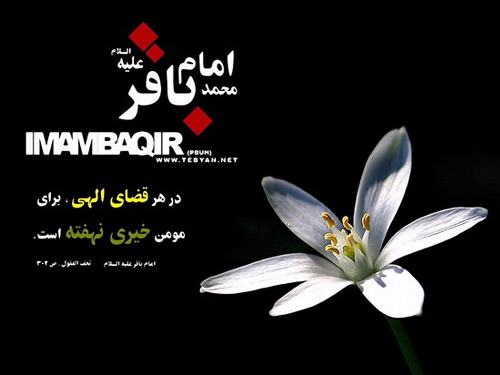 دانلود رایگان عکس شهادت امام باقر