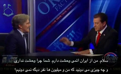 فیلم افشاگری در برنامه فاکس نیوز درباره ایران و عربستان در مذاکرات هسته ای